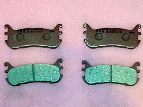 Brake pads, Mazda MX-5 1.8 mk1, rear, for 251mm discs